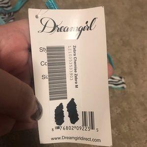 Dreamgirl Intimates & Sleepwear - ❤️NWT zebra nighty and pantie set